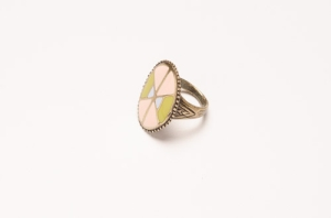 Dream Collective enamel ring. $110