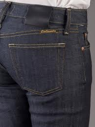 Civilianaire rigid indigo denim...IN STORE only!