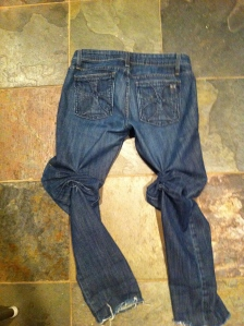 My 7 yr old Habitual skinny jeans